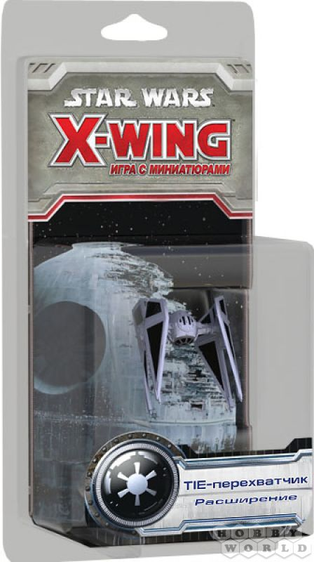 Star Wars. X-Wing. TIE-Перехватчик