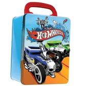 Контейнер для 18 машинок Hot Wheels от Hot Wheels (Хот Вилс)