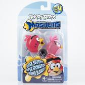 Набор ANGRY BIRDS S4 crystal - МAШЕМСЫ (2 птички: новая красная, розовая) от Tech4Kids