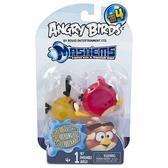 Набор ANGRY BIRDS S4 crystal - МAШЕМСЫ (2 птички: новая красная, жёлтая) от Tech4Kids