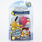 Набор ANGRY BIRDS S4 crystal - МAШЕМСЫ (2 птички: красная, жёлтая) от Tech4Kids