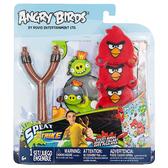 Набор ANGRY BIRDS - РОГАТКА С ЛИПКИМИ ПТИЧКАМИ (3 птички) от Tech4Kids