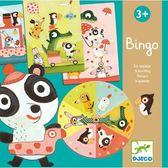 Игра – детское лото Бинго путешествия, Djeco