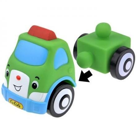 Транспорт-конструктор Эвакуатор серии Popbo. K