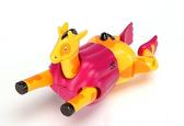 Игрушка Веселый пловец - жираф (для игры в ванной), Battat., жираф от Battat (Баттат)