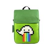 Рюкзак Fliplid Зелено-салатовый, Upixel.