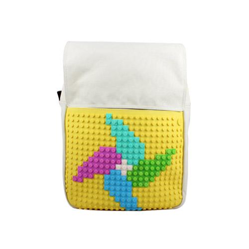 Рюкзак Fliplid Бело-желтый, Upixel.