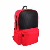 Рюкзак School Красный, Upixel.