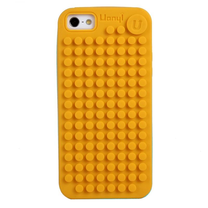 Чехол iPhone-6 Горчичний, Upixel.