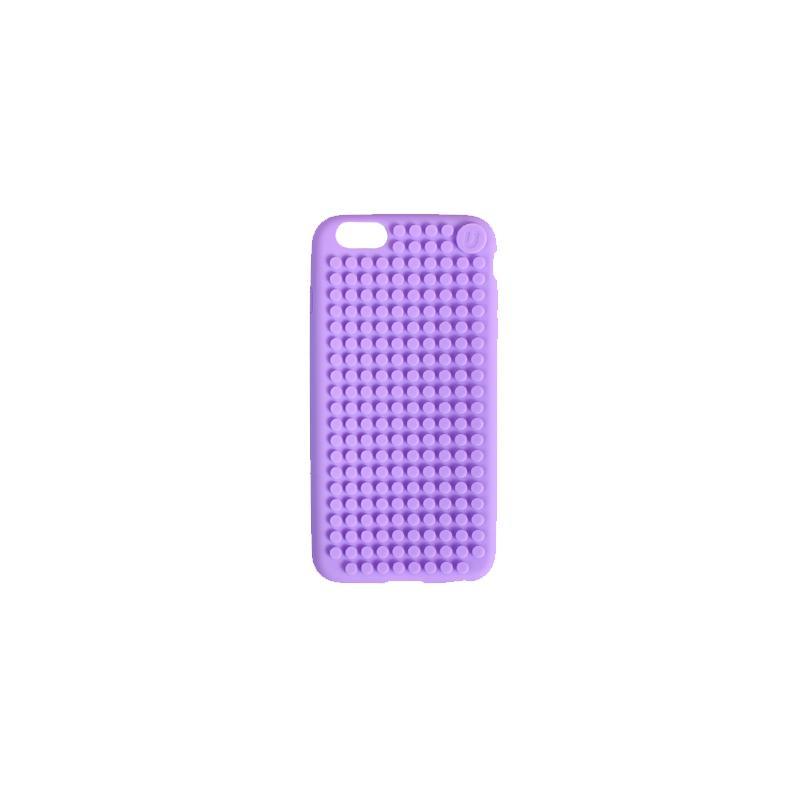 Чехол iPhone-6 Лавандовый, Upixel.