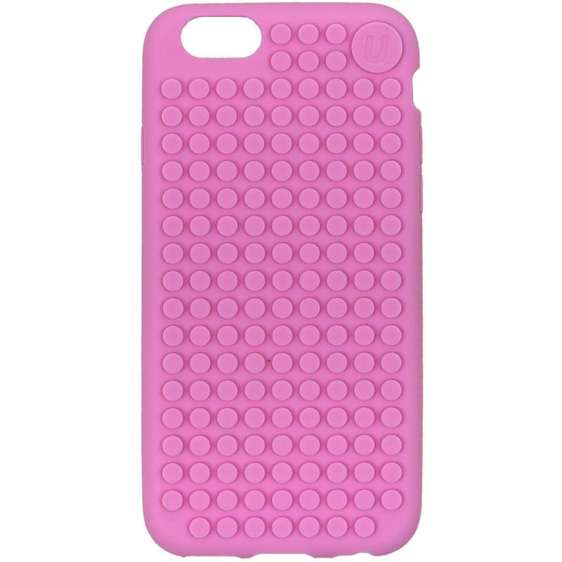 Чехол iPhone-6 Розовый, Upixel.