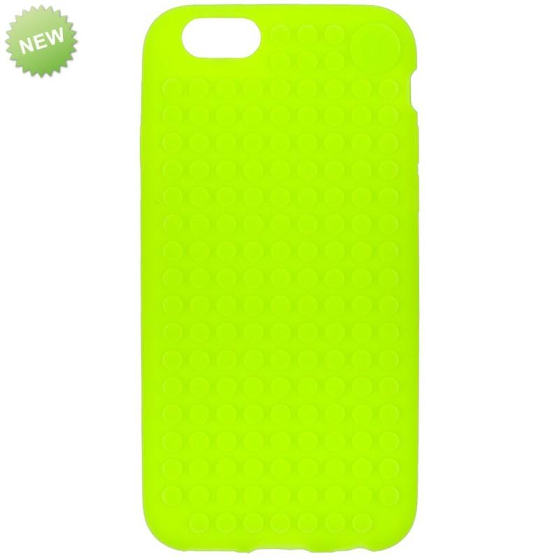 Чехол iPhone-6 Салатовый, Upixel.