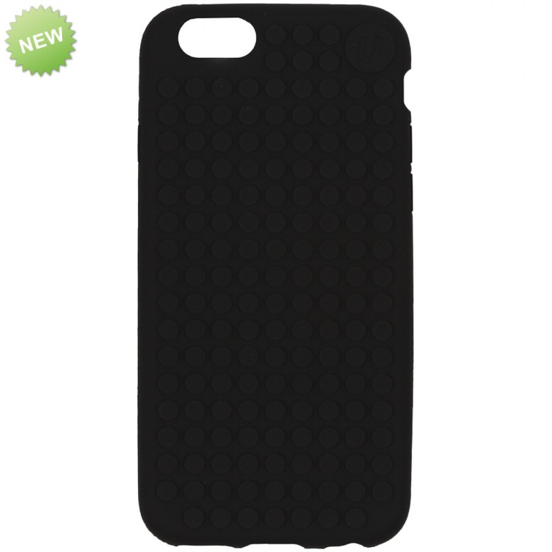 Чехол iPhone-6 Черный, Upixel.