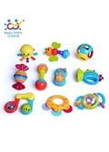 Набор погремушек Huile Toys, 10 шт (939) от Huile Toys