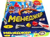 Настольная экономическая игра Менеджер от Energy Plus