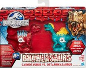 Динозавры, Мир Юрского периода, Jurassic World