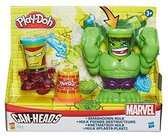 Битва Халка, набор для лепки, Play-Doh