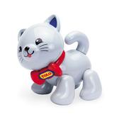 Первые друзья. Котенок серый, Tolo Toys от Tolo (Толо)