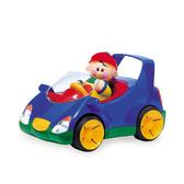 Первые друзья. Машина с мальчиком, Tolo Toys от Tolo (Толо)