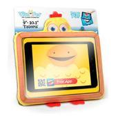 Мягкая игрушка ЦЫПЛЕНОК САННИ, чехол для планшетов 9 – 10,1 дюймов, желтая, (в блистере) от Wise-Pet