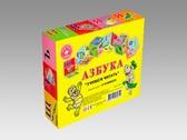 Кубики -Азбука- на русском языке  (12 кубиков) от Energy Plus