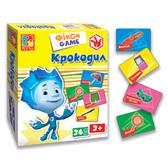 Фикси Крокодил, Vladi Toys., украинский язык от Vladi Toys (ВладиТойс)
