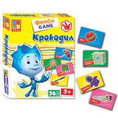 Фикси Крокодил, Vladi Toys., русский язык от Vladi Toys (ВладиТойс)