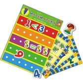 Математика с магнитной доской. Vladi Toys, русский язык от Vladi Toys (ВладиТойс)