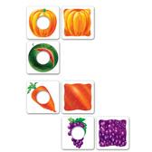 Развивающая игра 'Фрукты-овощи' серии Умница. Vladi Toys, украинский язык от Vladi Toys (ВладиТойс)