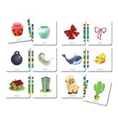 Развивающая игра 'Противоположности' серии Умница. Vladi Toys, украинский язык от Vladi Toys (ВладиТойс)
