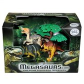 Игровой набор Динозавры (маленький) Серия B