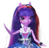Кукла - Девочки Эквестрии, Рок-звезда, Поющая Твайлайт Спаркл от My Little Pony (Май литл пони / Мой маленький пони)
