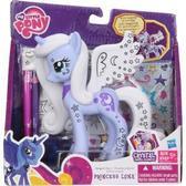 Набор Укрась пони. My Little Pony, Принцесса Луна от My Little Pony (Май литл пони / Мой маленький пони)