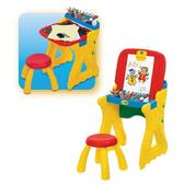 Парта со стульчиком и настольным мольбертом - GrownUp. от Crayola (Крайола)