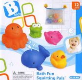 Набор для ванной Игрушки-брызгалки с сумкой, Baby Baby. от Baby Baby