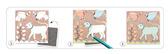 Художественный комплект для рисования карандашами Митхо
