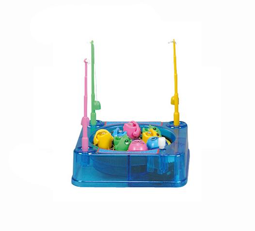 Рыболов (синий), 10 ? 10 см, Games & more, синяя