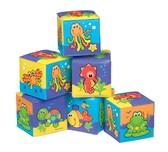Кубики для ванны, PLAYGRO от PLAYGRO