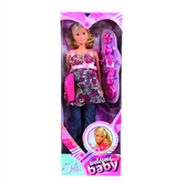 Штеффи-беременная, в штанах, кукла, Steffi & Evi Love, в штанах от Steffi & Evi Love(Штеффи и Эви Лав)