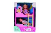 Эви с двуспальной кроватью, кукла, Steffi & Evi Love от Steffi & Evi Love(Штеффи и Эви Лав)