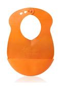 Нагрудник Roll n Go оранжевый, Tommee Tippee., оранжевый от Tommee Tippee(Томми Типпи)