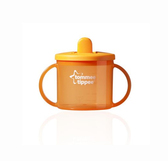 Первая чашка с носиком, оранжевая, 190 мл., Tommee Tippee., оранжевая от Tommee Tippee(Томми Типпи)