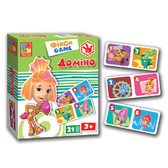 Фикси Домино, Vladi Toys., украинский язык от Vladi Toys (ВладиТойс)