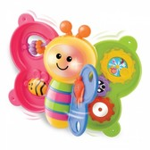 Активная игрушка Бабочка-книга (от 12 месяцев), Baby Baby. от Baby Baby