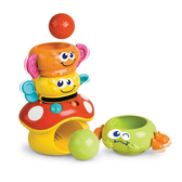 Развивающая игрушка Гриб с друзьями, Baby Baby. от Baby Baby