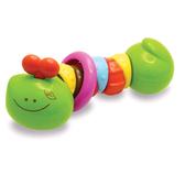 Развивающая игрушка Разноцветная гусеничка, Baby Baby. от Baby Baby
