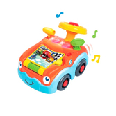 Музыкальная игрушка Маленький гонщик, Baby Baby. от Baby Baby