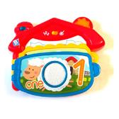 Развивающая музыкальная игрушка Книга, Baby Baby. от Baby Baby
