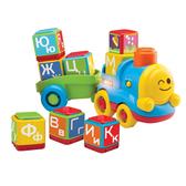 Развивающая игрушка Поезд - алфавит, Baby Baby. от Baby Baby