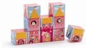 Набор кубиков Замок принцессы